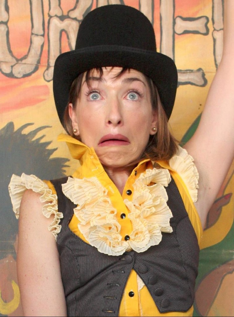 "Naomi Grossman in ""Carnival Knowlege"""