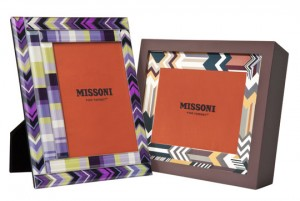 Missoni X Target picture frames