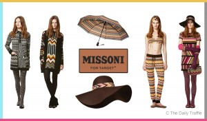 Missoni X Target - our fave looks
