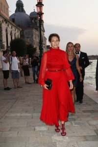 Venice Film Festival 2011 - Gucci Party - Ginevra Elkann
