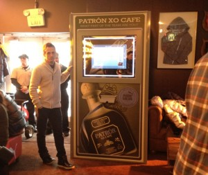 #PumaSocial -- Patron 2 way mirror tells you the inner truth