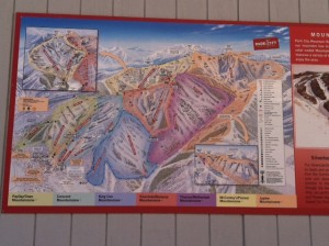 Mountain Resort map