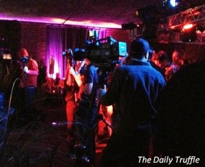 Press filming at #GoogleMusic at Tao in Sundance