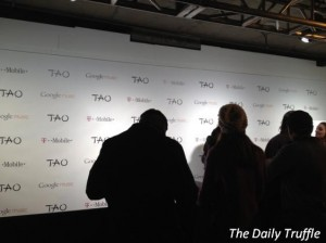 Tao red carpet at Sundance