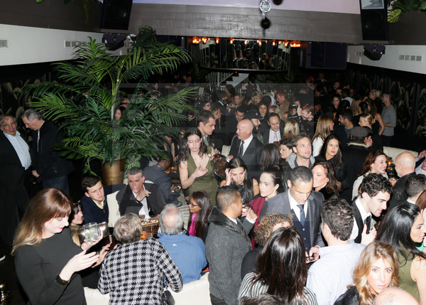 The Cinema Sociiety and DeLeon's Official After Party for Killing Them Softly at No. 8. Atmosphere. (Photo Courtesy: BFA)