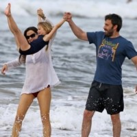 Brentwood residents Ben Affleck and Jennifer Garner on vacation
